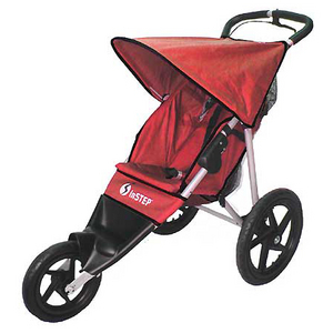 inStep EZ Strider Single Jogger Stroller