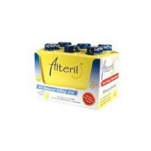 Alteril  Sleep Aid Liquid Shot - Lemon Tea Flavor