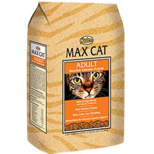 Nutro Max Chicken Flavor Cat Food