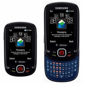 Samsung Smiley Cell Phone