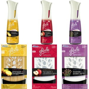 Glade Expressions Oil Diffuser - All Scents