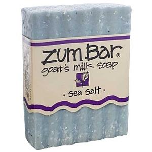 Indigo Wild Zum Bar Goat's Milk Soap - Sea Salt