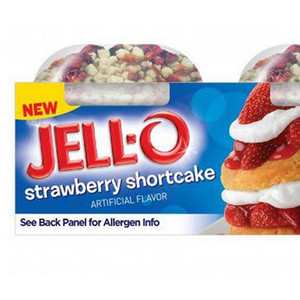 Jell-O - Pudding Mix-Ins - All Flavors