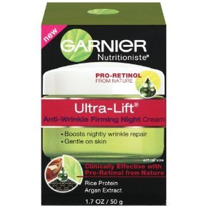Garnier Ultra-Lift Anti-Wrinkle Firming Night Cream