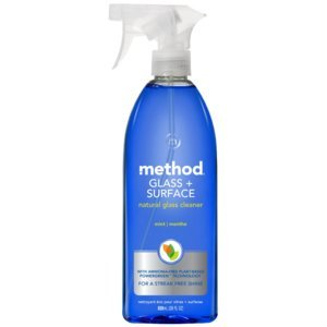 Method Glass + Surface Natural Glass Cleaner