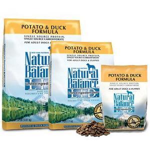 Natural Balance Duck & Potato Dry Dog Food