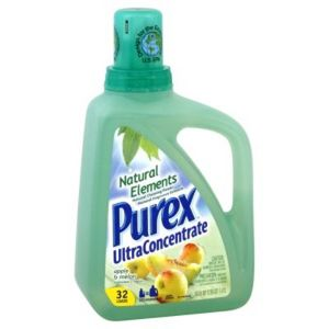Purex Natural Elements Laundry Detergent - Apple & Melon