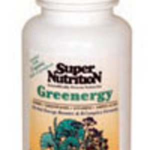 Super Nutrition Greenergy