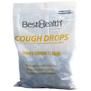 Best Health  Menthol Cough Drops - All Flavors