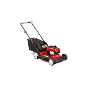 "Troy-Bilt TriAction 21"" Walk-Behind Push Lawn Mower"