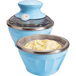 Hamilton Beach Half Pint Soft Serve Ice Cream Maker, Pistachio (pistachio,half pint)
