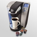 Keurig Platinum Single-Cup Home Brewing System
