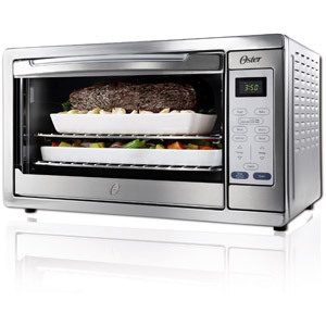 Oster Countertop Xl Convection Oven : Oster Extra Large Digital Toaster Oven TSSTTVXLDG Reviews ...