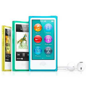 Apple - iPod Nano with Lightning Connector (7th gen)