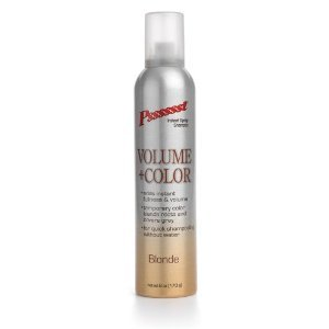 Psssssst Volume + Color Blonde Instant Spray Shampoo