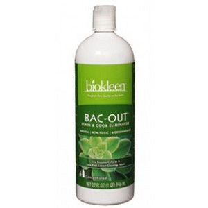 Biokleen Bac-Out Stain And Odor Eliminator