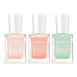 Sally Hansen Smooth & Perfect Color + Care - All Shades