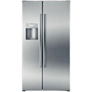 Bosch cu. ft. Lea Series Side by Side Refrigerator