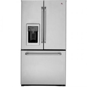 GE Cafe French-Door Bottom-Freezer Refrigerator