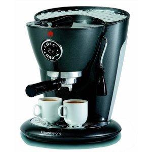 Espressione Cafe Charme Espresso/Cappuccino Machine, Anthracite Gray 1332-A