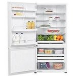 Fisher & Paykel 17.6 cu. ft. Bottom-Freezer Refrigerator E522BLE