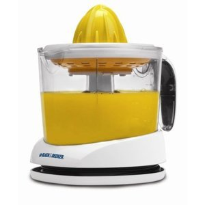 Black & Decker 30-Watt 34-Ounce Citrus Juicer