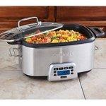 Cuisinart Cook Central Multi-Cooker, 7-Quart MSC-800