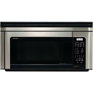Sharp Over The Range Microwave Convection Oven R-1880LS