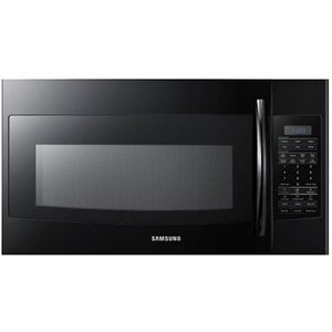 Samsung 1.8 cu. ft. Over the Range Microwave 1,100 Watts, Black