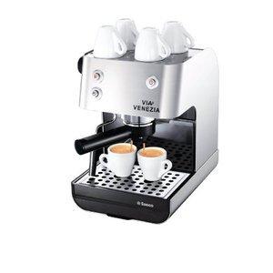 Philips Saeco Via Venezia Espresso Machine, Stainless Steel ', 'brand' Merchant: 'Saeco' Amazon: '