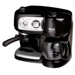 Delonghi Cafe Nero Combo Coffee and Espresso Maker
