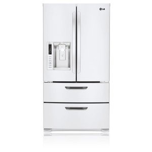 LG French Door Bottom-Freezer Refrigerator