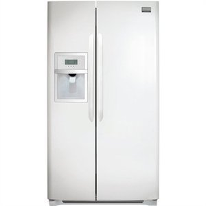 Frigidaire Gallery Series 26 cu. ft. Side-by-Side Refrigerator DGUS2635LP