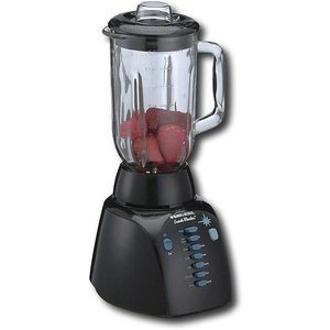Black & Decker Crush Master 12-Speed Blender