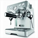 Die-Cast Programmable Espresso Machine