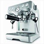 Die-Cast Programmable Espresso Machine
