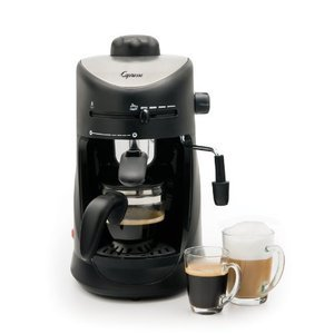 Capresso 4-Cup Espresso and Cappuccino Machine