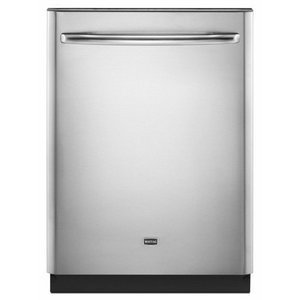 Maytag Jetclean Plus Dishwasher with Fully Integrated Controls, Stainless Steel MDB7759SAS