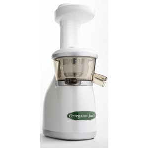Omega Dual-Stage Vertical Single-Auger Low-Speed Juicer