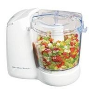 Hamilton Beach Fresh Chop 3-Cup Food Chopper