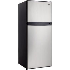 Danby 10.0 cu. ft. Freestanding Top-Freezer Refrigerator DFF282SLDB