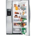 GE Profile Side-by-Side Refrigerator PSSS3RGXSS