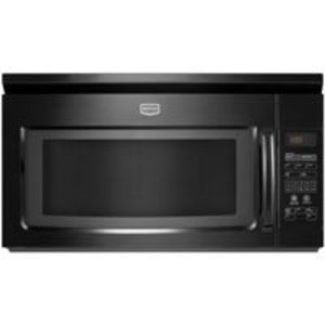 Maytag 1.6 cu. ft. 1000 Watt Over-the-Range Microwave - Black