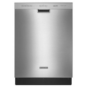 KitchenAid 24 in. Stainless Steel Dishwasher KUDC10IXSS