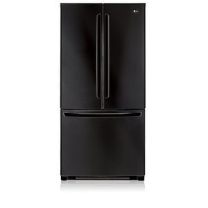 LG 22.6 cu. ft. French Door Bottom-Freezer Refrigerator LFC23760SB