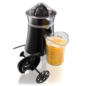 Hamilton Beach Fresh Mix 2-Cup Citrus Juicer