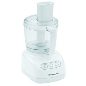KitchenAid 7-Cup Food Processor, White R