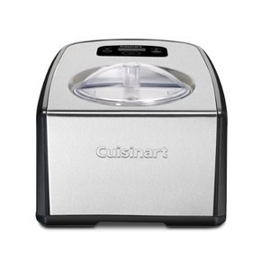 Cuisinart Compressor Ice Cream and Gelato Maker ICE-100