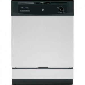GE Full Console Built-in Dishwasher