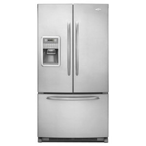 Maytag cu. ft. French Door Bottom-Freezer Refrigerator